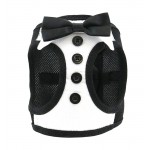 Tuxedo American River Harness w/ 4 Interchanging Bows