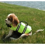 The Paws Aboard Dog Life Jacket - X-Small (YELLOW COLOR)