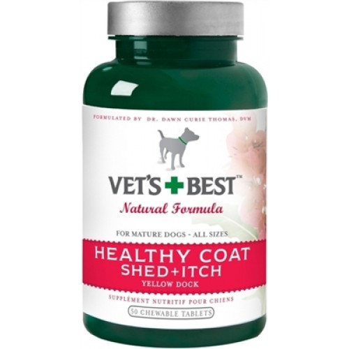 Healthy Coat Shed & Itch Relief