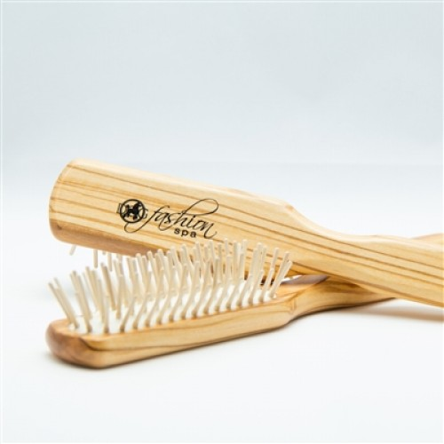 Olive Wood Dematting Brush by Dog Fashion Spa