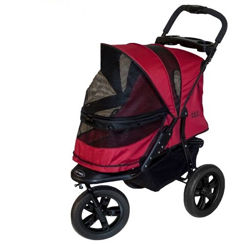 Rugged Red AT3 No Zip Stroller